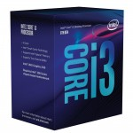 Processeur INTEL Coffee Lake  Core i3-8100   -  3.6 GHz    (s.1151)